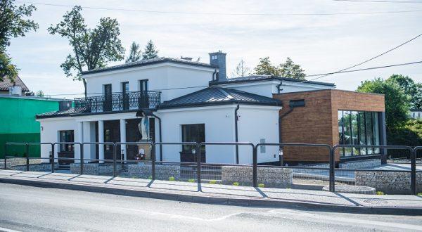 Dom kultury w Tarnowcu
