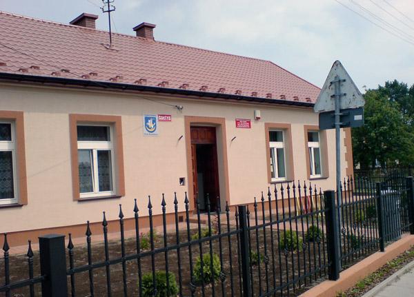 Biblioteka po remoncie w 2004 r.