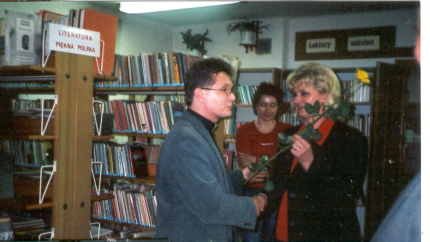 Spotkanie Eliasz Dymowski
